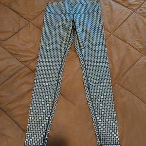 Lululemon Star Print Leggings - Size 8
